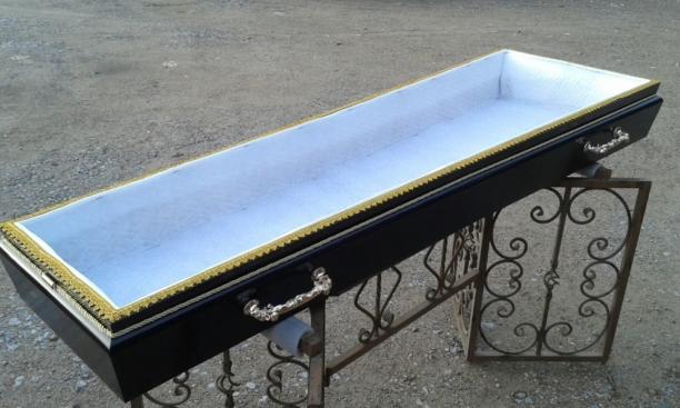 Гроб «Мусульманский»